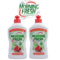 2X Morning Fresh Dishwashing Liquid Watermelon 400ml