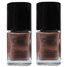 2X Covergirl Outlast Nail Polish 225 Perfect Penny 11mL