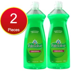 2X PALMOLIVE Dishwashing Liquid Original 500mL