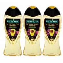 3X Palmolive Luminous Shower Gel Nourishing Avocado Oil 400mL