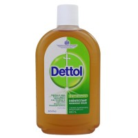 DETTOL Antiseptic Disinfectant Household Grade 500mL