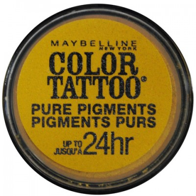 Maybelline Eyeshadow Colour Tattoo #25 Wild Gold