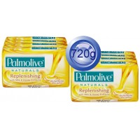 2X Palmolive Body Soap Replenishing Milk & Honey Extracts