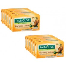 2X Palmolive Soap Nourishing Softness Shea Butter & Vitamin E