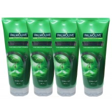 4X PALMOLIVE Natural Conditioner Active Aloe & Vitamins 350mL