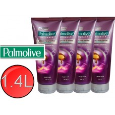4X PALMOLIVE Natural Conditioner Smooth & Shine 350mL
