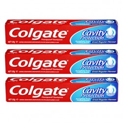 3X Colgate Toothpaste Maximum Cavity Protection 175g