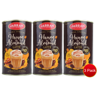 3X Jarrah Coffee Blend Honey & Almond Latte 210g