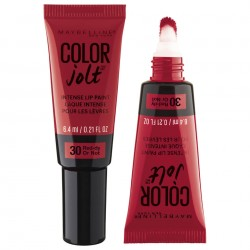 2X MAYBELLINE Lip Paint Intense Colour Jolt #30 Red-Dy