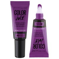 2X MAYBELLINE Lip Paint Intense Colour #40 Violet 6.4mL