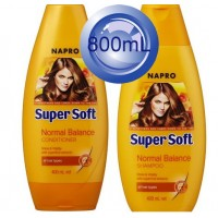 2X Napro Shampoo & Conditioner Normal Balance 400mL
