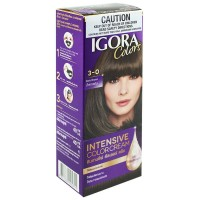 Schwarzkopf Igora Intensive Permanent Hair Colour #3-0 Dark Brown
