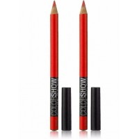 2X MAYBELLINE Eyeliner Colour Show #330 Coralista 1.2g
