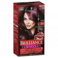 SCHWARZKOPF Brilliance Permanent Hair Colour #L60 Violet