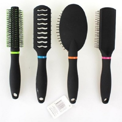 4X INDULGE Quality Assorted Hair Brush
