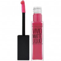 Maybelline Liquid Lipstick Vivid Matte #12 Twisted Tulip 7.7ml