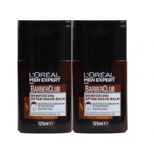 2X L'Oreal Men Expert After Shave Balm Barber Club 125ml