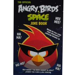 2X Angry Birds Official Space Fun  Joke Book Age 5+