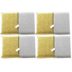 4X KWIK LIFE HOME Cleaning Scourer Pads PK4
