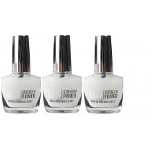 3X MAYBELLLINE Nail Primer Superstay Coat Protector