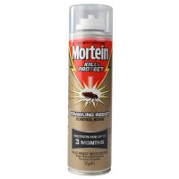 MORTEIN Kill & Protect Floor Insect Control Bomb 125g
