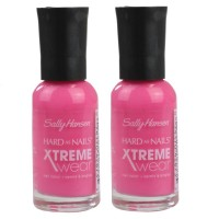 2x Sally Hansen Nail Polish Xtreme Wear #259 All Bright 11.8mL