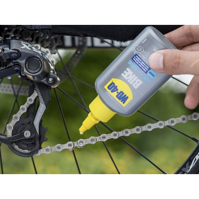 WD-40 118mL Bike Chain All-Condition Lubricant