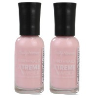 2X Sally Hansen Nail Polish Xtreme Wear #199 Tickled Pink 11.8mL