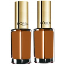 2X L'Oreal Colour Riche Nail Polish 114 So Chic Fox 5mL