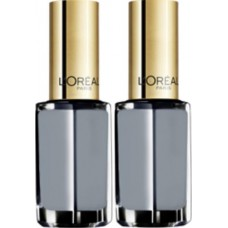 2X LOREAL Colour Riche Nail Polish 621 Paris Avenues 5mL