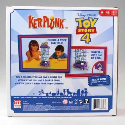 Disney Pixar Toy Story 4 KerPlunk Fun Games