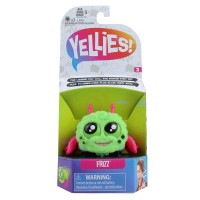 Yellies Voice-Activated Robotic Scuttering Spider Pet