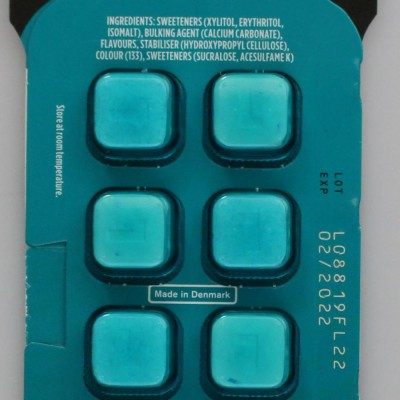 6X Listerine Go Tabs 8 Pack, Clean Mouth
