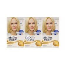 3X Clairol Nice 'N Easy Permanent Hair SB2 Natural Light Blonde