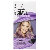 Clairol Color Crave Semi Permanent Colour Lavender 60ml