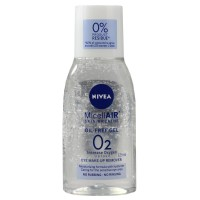 NIVEA MicellAIR Breathable Oil-Free Gel Make Up Remover 125ml