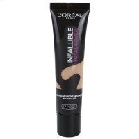 LOreal Paris Infallible Total Cover Foundation No.12 Natural Rose 35g