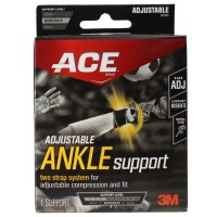 ACE Ankle Support Adjustable Size Great Value