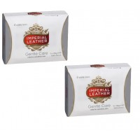 2X Cussons Imperial Leather Soap Gentle Care 4Pack 100g