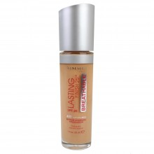 RIMMEL Lasting Finish Foundation Natural Beige Full Coverage 30ml No.400