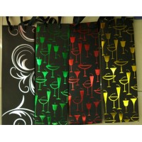4X Assorted Sturdy Wine Collection Paper Gift Bag
