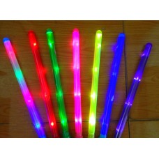 6X Assorted LED Colour Changing Fairy Wands