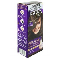 Schwarzkopf Permanent Hair Colour Igora #4-0 Medium Brown